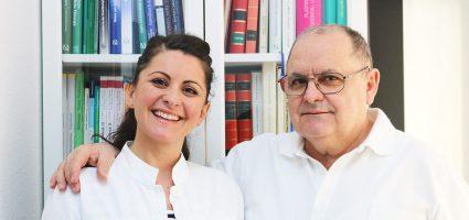 Herzlich willkommen auf der Homepage der Zahnarztpraxis Dr. M. Ugrinovic!